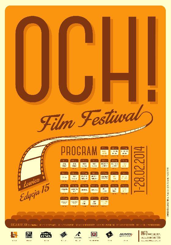 OCH! Film Festiwal 2014
