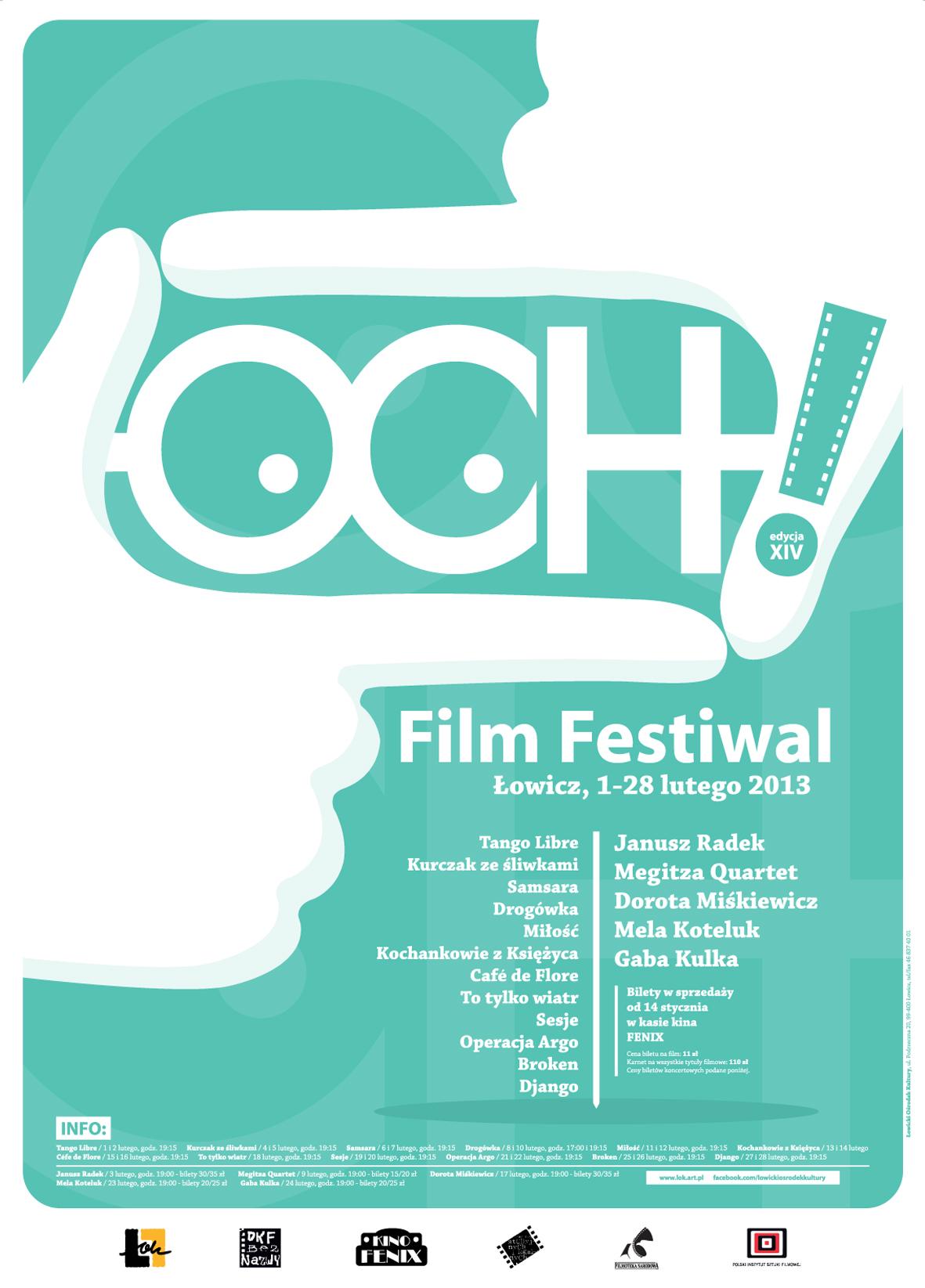 OCH! Film Festiwal 2013