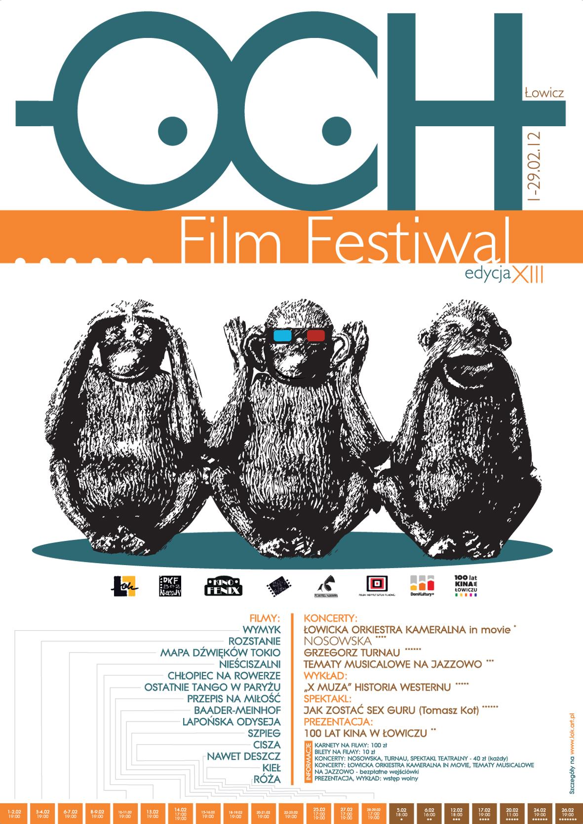 OCH! Film Festiwal 2012