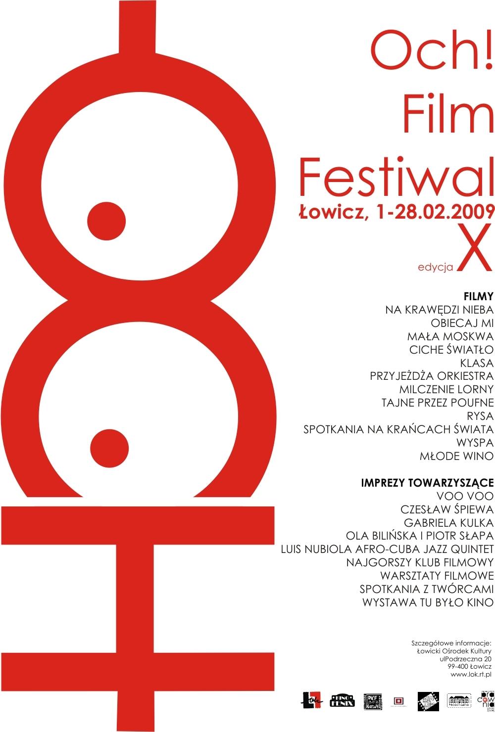 OCH! Film Festiwal 2009