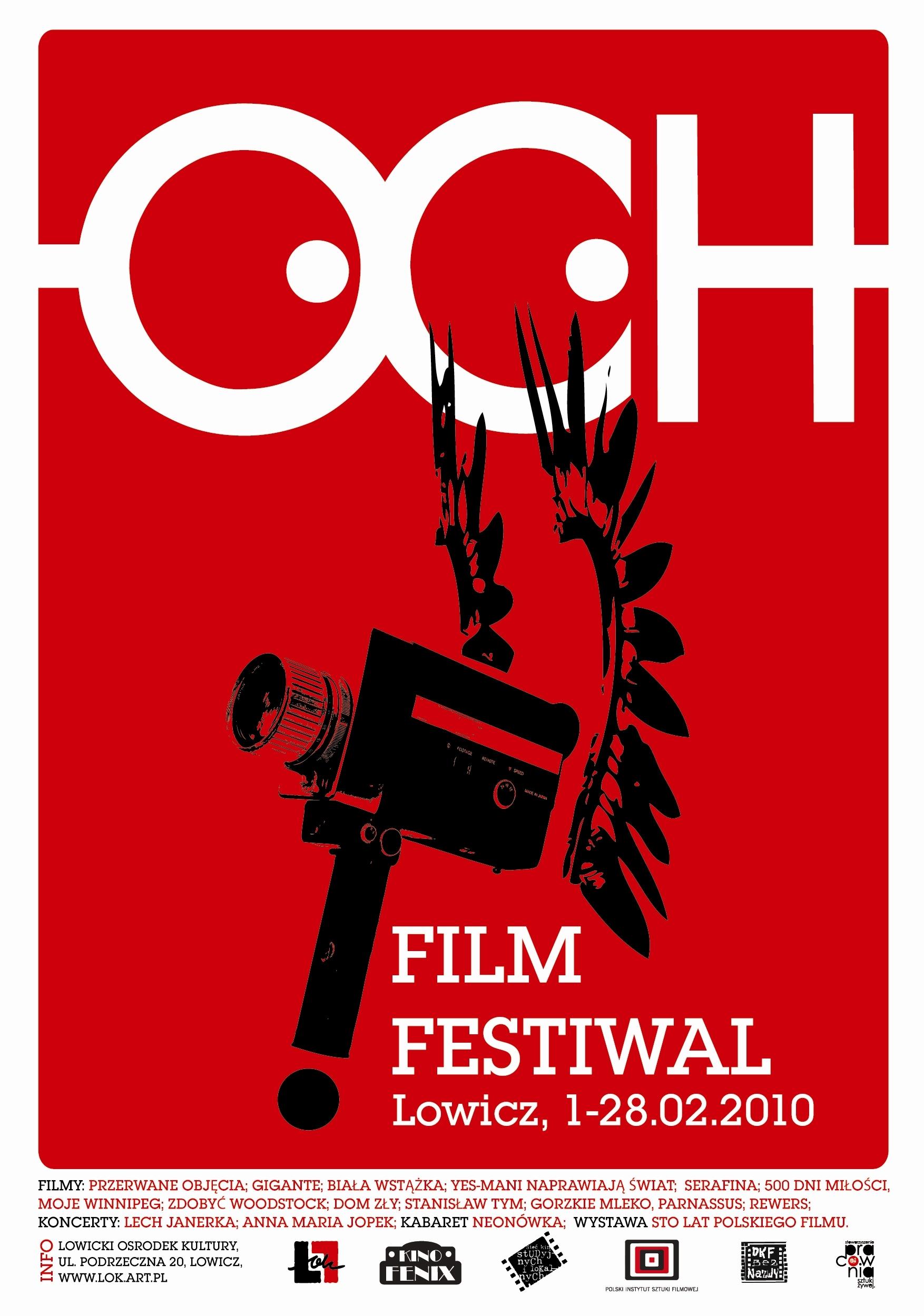 OCH! Film Festiwal 2010