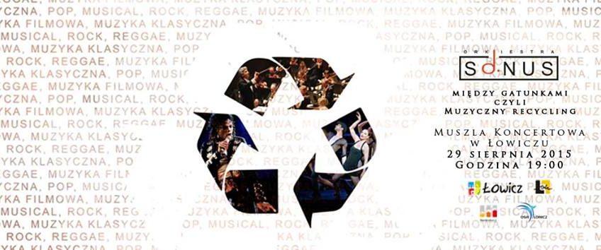 "Koncert Letni Orkiestry ""SONUS"""