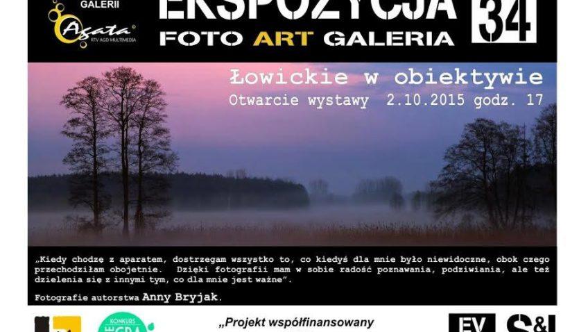 """""""Łowickie w obiektywie"""" Anny Bryjak z Bełchowa"""