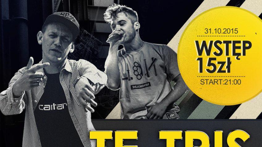 TE-TRIS I FILIPEK LIVE 31 X