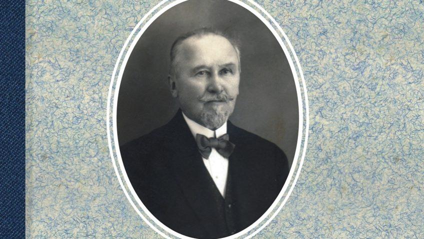 """NOWOŚĆ WYDAWNICZA """"KAROL RYBACKI 1859-1935"""""""