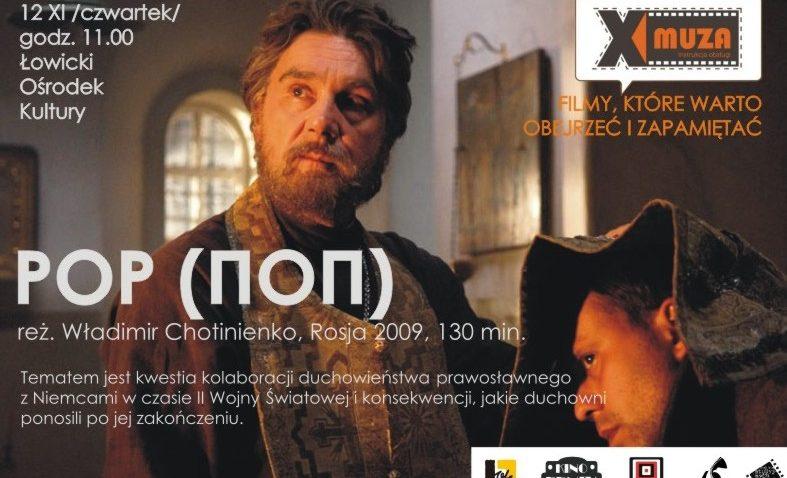 X MUZA. FILMY, KTÓRE WARTO OBEJRZEĆ I ZAPAMIĘTAĆ 12 XI 2015
