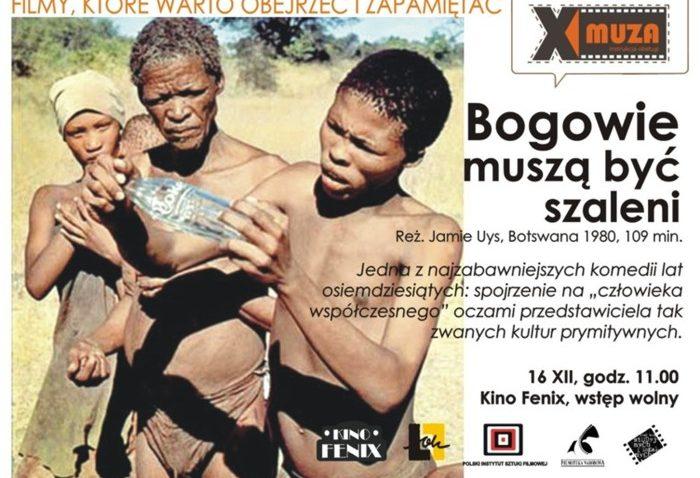 X MUZA – FILMY, KTÓRE WARTO OBEJRZEĆ I ZAPAMIĘTAĆ 16 XII