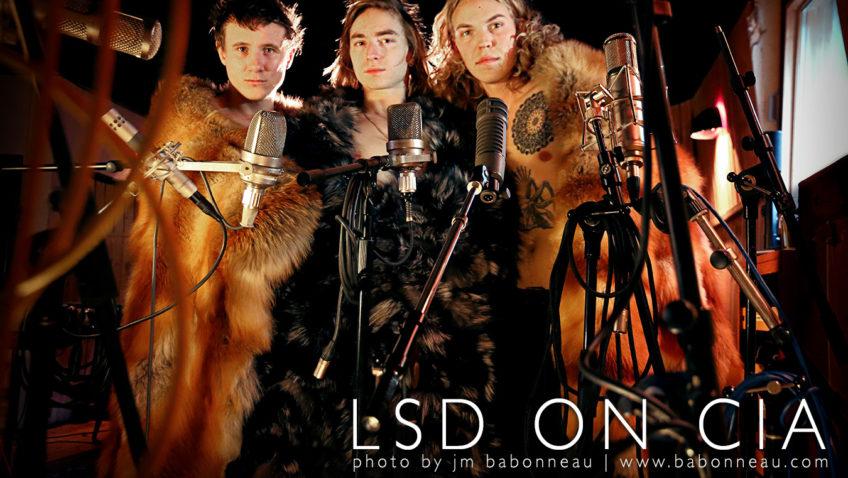 KONCERT LSD ON CIA (DANIA) 27.02