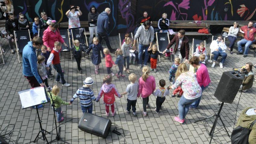 Muzyczny Plac Zabaw – wiosenne koncerty dla dzieci