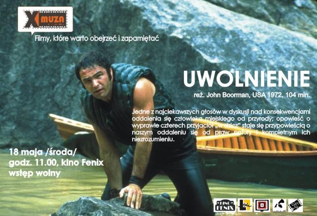 """PROJEKT """"X MUZA"""" – FILMY, KTÓRE WARTO OBEJRZEĆ I ZAPAMIĘTAĆ 18.05"""