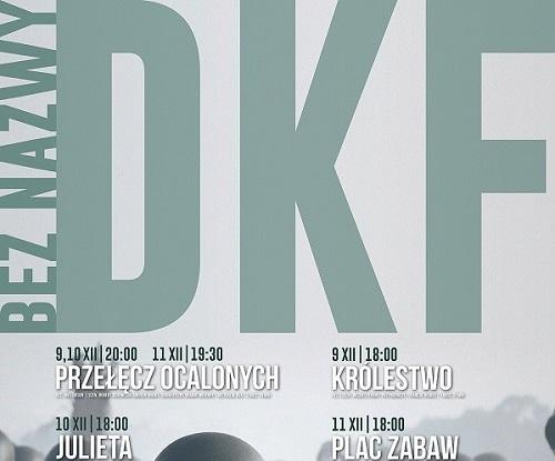 """DKF """"Bez Nazwy"""" 9-11.XI"""