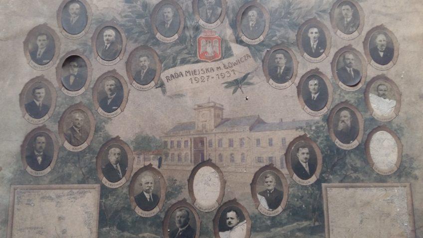 ŁOWICZ 1918-39. PREZENTACJA MULTIMEDIALNA 23.03