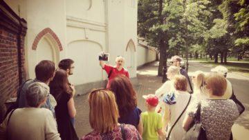 Spacer filmowy poŁowiczu wramach Odysei Filmowej 2017  22.07