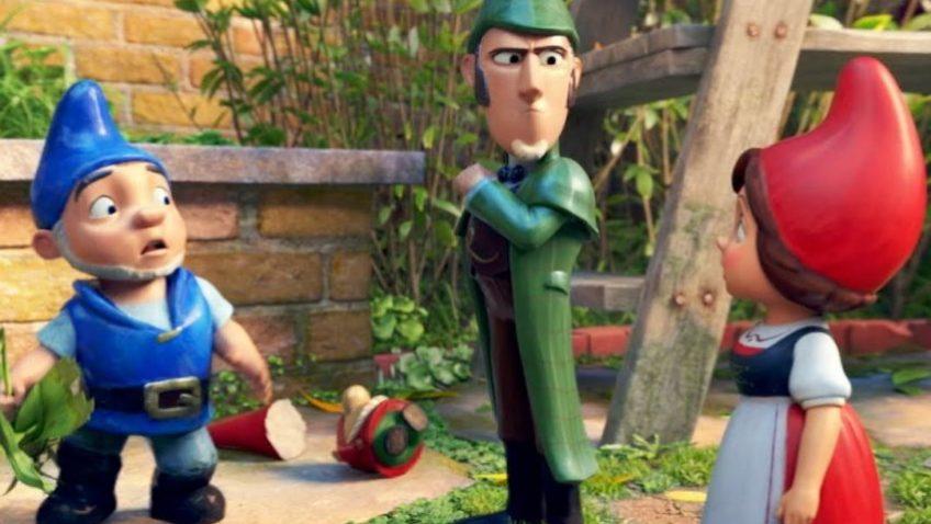 Gnomeo iJulia. Tajemnica zaginionych krasnali