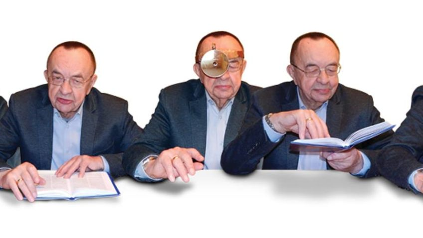 Spotkanie autorskie ze Zbigniewem Kostrzewą 24 V