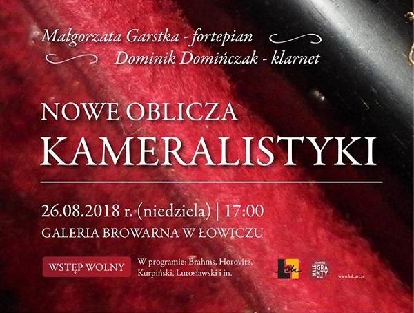 Nowe Oblicza Kameralistyki / koncert III 26.08
