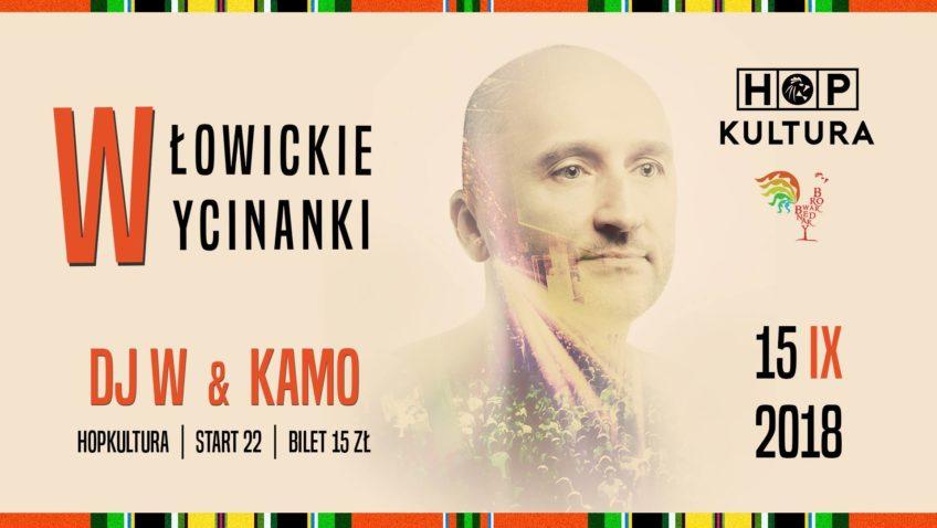 DJ W& KAMO 15 IX