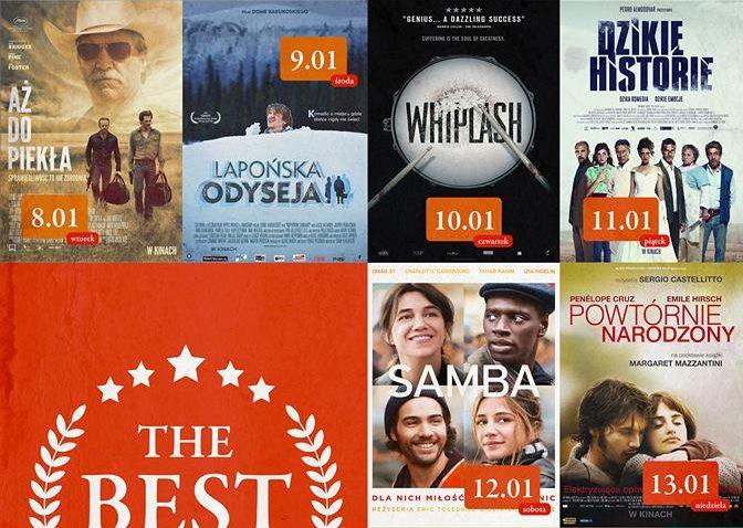 THE BEST OCH! FILM FESTIWAL 4-13 I