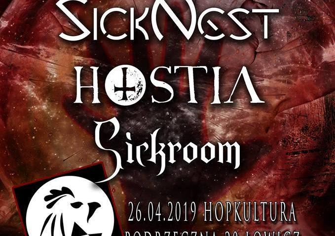 CH – D Tour : SickNest/Hostia/Sickroom 26 IV