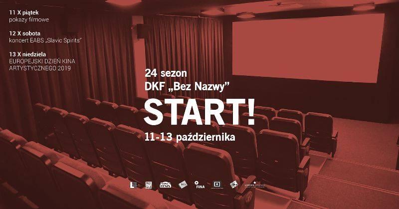 """DKF """"Bez Nazwy"""" sezon 2019/2020 11-13 X"""
