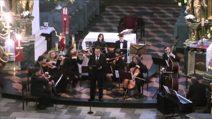 Koncert Łowickiej Orkiestry Kameralnej 13 X