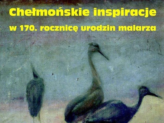 Chełmońskie inspiracje – w 170 rocznicę urodzin malarza. Małe Granty 2019 7 XI