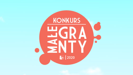 Małe Granty 2020 – spotkanie informacyjne 27 II
