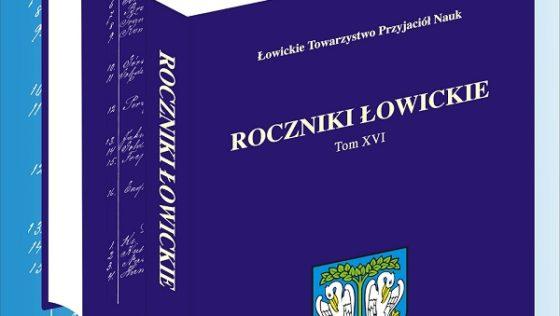 Promocja VI tomu Roczników Łowickich 29 II
