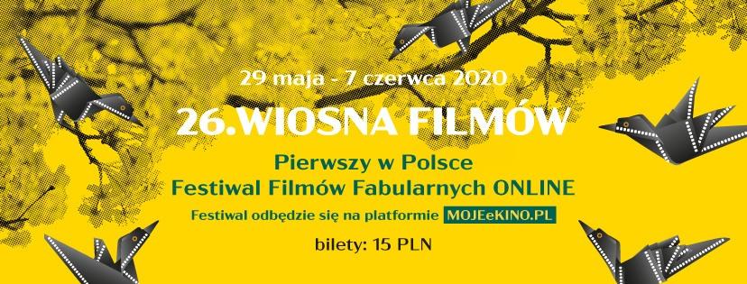 WIOSNA FILMÓW W KINIE FENIX 29 V- 7 VI