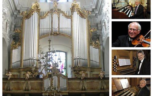 XXXII Międzynarodowy Festiwal Organowy J.S. Bach VII-VIII 2020