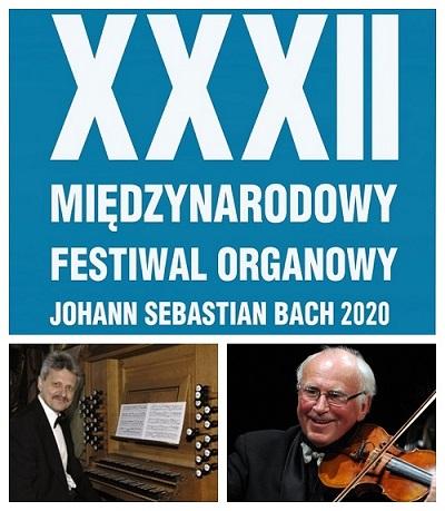XXXII Międzynarodowy Festiwal Organowy J.S.Bach 28 VII