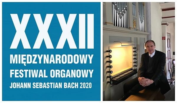 Międzynarodowy Festiwal Organowy J.S.Bach 4 VIII