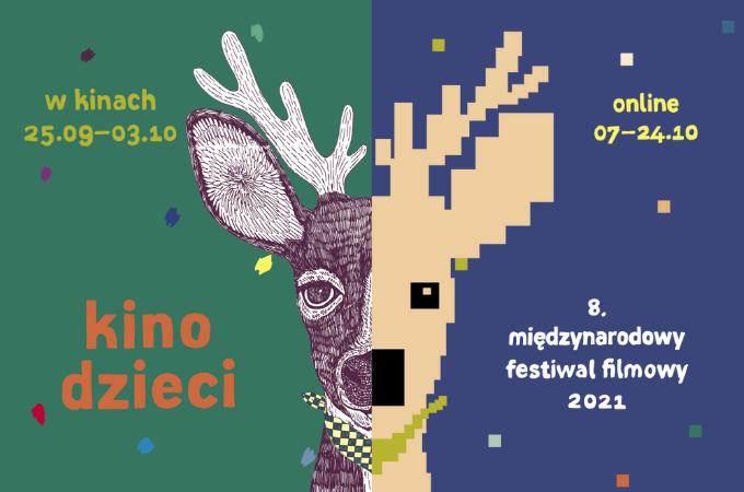 """8. MIĘDZYNARODOWY FESTIWAL FILMOWY """"KINO DZIECI"""" W KINIE FENIX 25.09-3.10"""